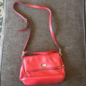 Preowned Red kate spade Crossbody Handbag